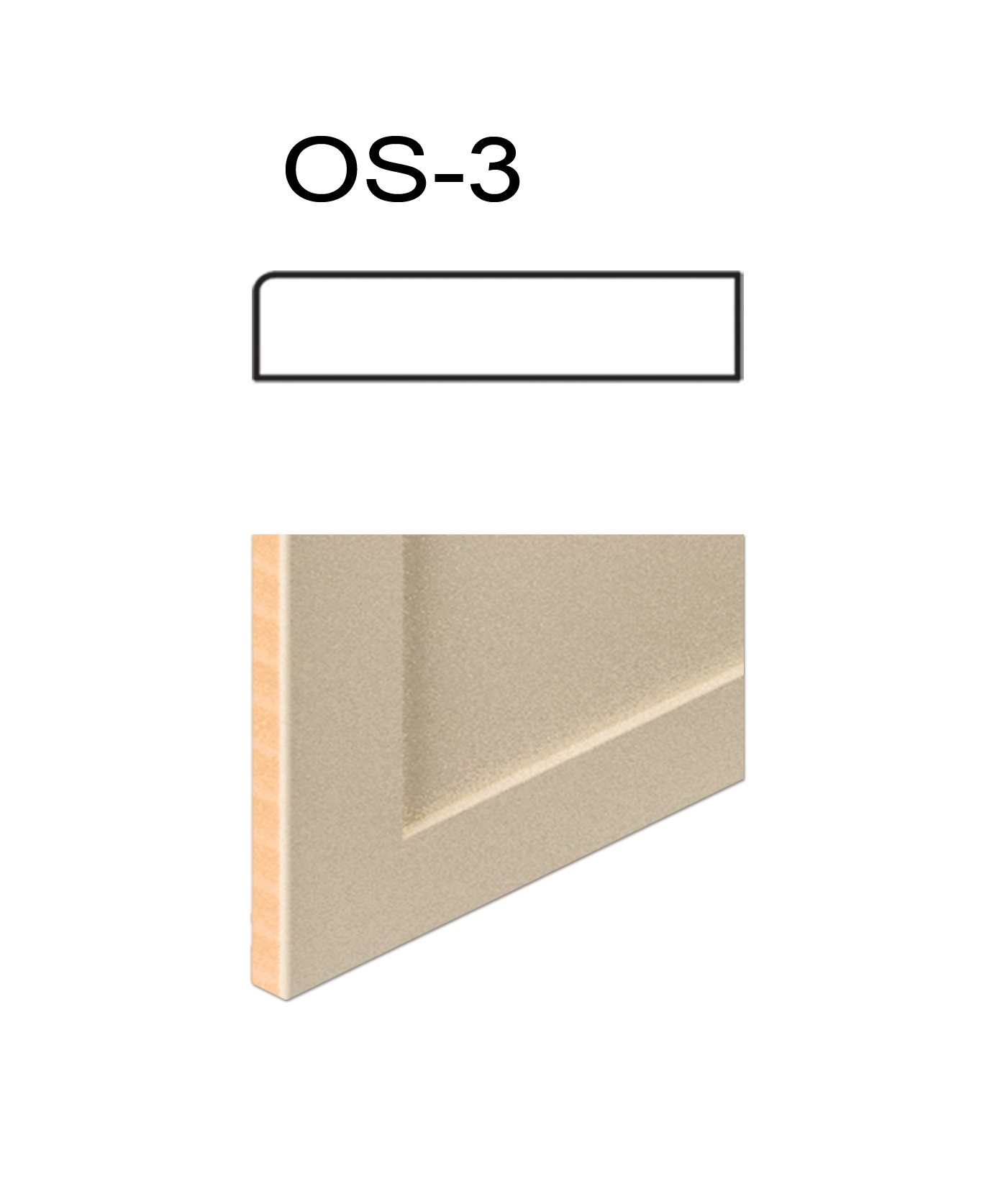Outside Panel Options Canadian Cabinet Doors